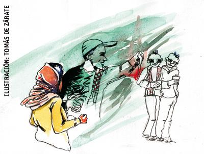 La Última (VN 2982). Ilustración: Tomás de Zárate