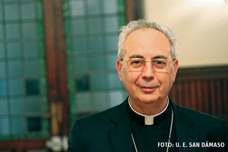Dominique Mamberti. Tribunal  Supremo de la Signatura Apostólica