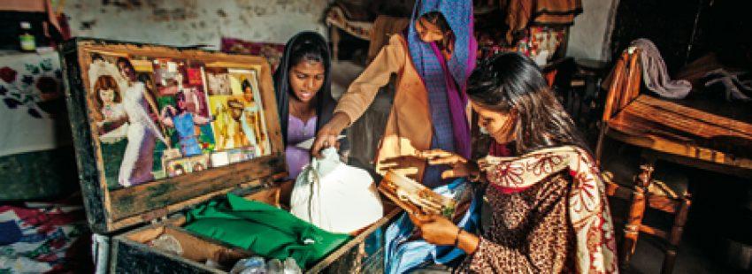 Hijas de Asia Bibi Pakistán