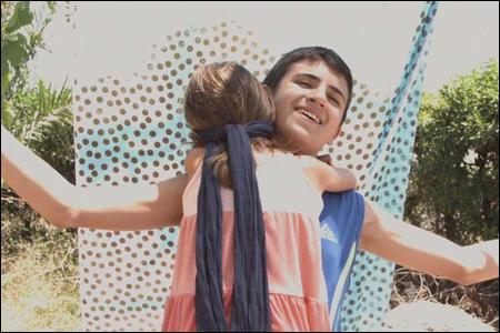 'Sueños de sal',  fotograma de la película