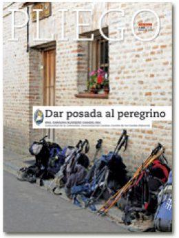 portada Pliego Vida Nueva Obras de misericordia: dar posada al peregrino 2980 marzo 2016