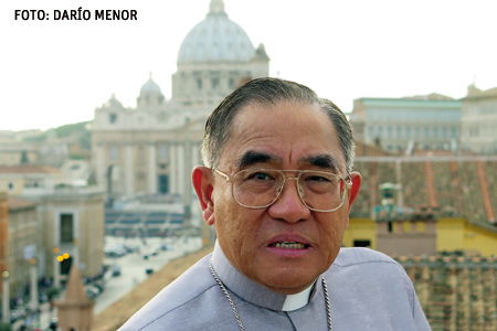 Francis Xavier Kriengsak, cardenal arzobispo de Bangkok