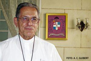 Juan de la Caridad García Rodríguez, nuevo arzobispo de La Habana