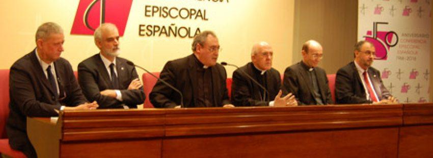 presentación exhortación apostólica Amoris laetitia Conferencia Episcopal Española 14 abril 2016