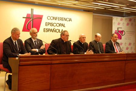 presentación Amoris laetitia en Madrid