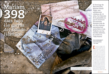 apertura A fondo Mariam, superviviente del ISIS 2986 abril 2016
