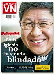 portada VN Entrevista al cardenal Tagle 2983 abril 2016 pequeña