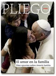 portada Pliego exhortación Amoris laetitia 2984 abril 2016