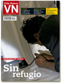 portada VN Visita del Papa a Lesbos 2985 abril 2016 pequeña