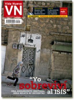 portada VN Yo sobreviví al ISIS 2986 abril 2016 pequeña
