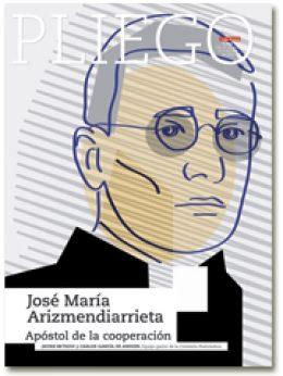 portada Pliego José María Arizmendiarrieta 2986 abril 2016