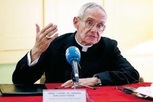 Cardenal Jean-Louis Tauran