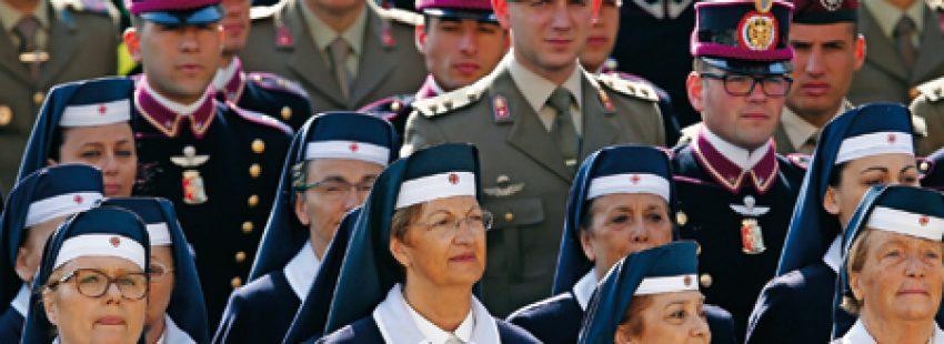 Jubileo de la familia militar y de la policía