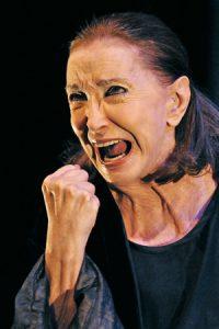 Nuria Espert, galardonada con el Premio Princesa de Asturias de las Artes