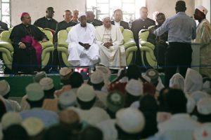 Papa en República Centroafricana