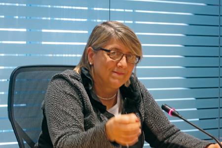 Susana Nuin. Directora de la Escuela Social del CELAM