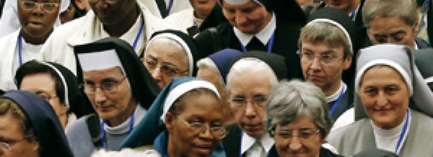 Audiencia religiosas UISG
