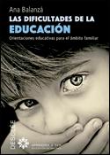 Las dificultades de la educación, Ana Balanzá, Desclée De Brouwer