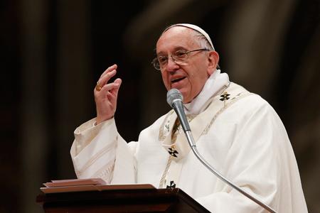Papa Francisco discurso
