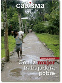 portada Carisma Siervas de San José 2990 mayo 2016