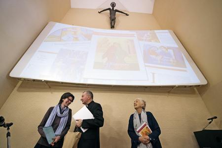 Presentación rediseño 'Donne Chiesa Mondo'