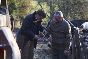 'Un doctor en la campiña', fotograma de la película