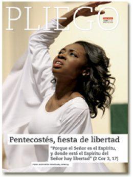 portada Pliego Pentecostés 2987 mayo 2016