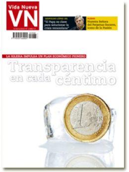 portada Vida Nueva Plan económico de la Iglesia española 2988 mayo 2016 pequeña