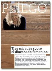 portada Pliego VN Diaconado femenino 2989 mayo 2016