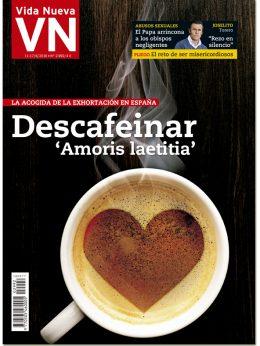 portada VN Descafeinar Amoris laetitia 2992 junio 2016 Grande