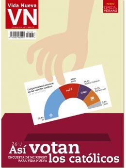 portada VN Así votan los católicos 26J 2993 junio 2016 Grande