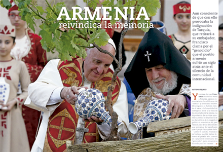 apertura A fondo Francisco visita Armenia 2995 julio 2016