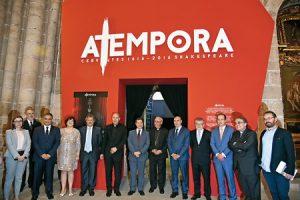 Presentación de 'aTempora'  (Sigüenza)