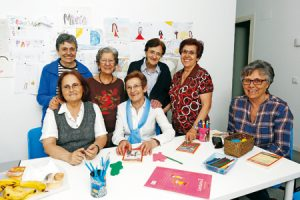 Comunidad intercongregacional femenina