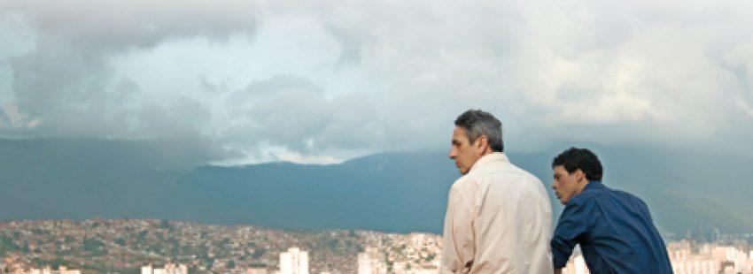 'Desde allá', fotograma de la película