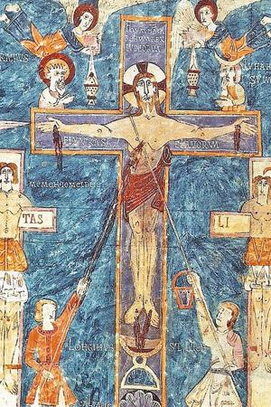 'Crucifixión' (Ende)