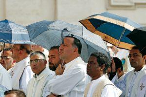 Jubileo sacerdotal por el Año de la Misericordia
