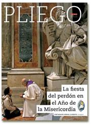 portada Pliego La fiesta del perdón en el Año de la Misericordia 2991 junio 2016