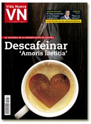 portada VN Descafeinar Amoris laetitia 2992 junio 2016 pequeña