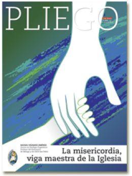 portada Pliego VN Misericordia viga maestra de la Iglesia 2995 julio 2016