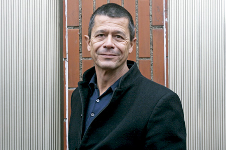 Emmanuel Carrère, escritor, autor del libro El Reino