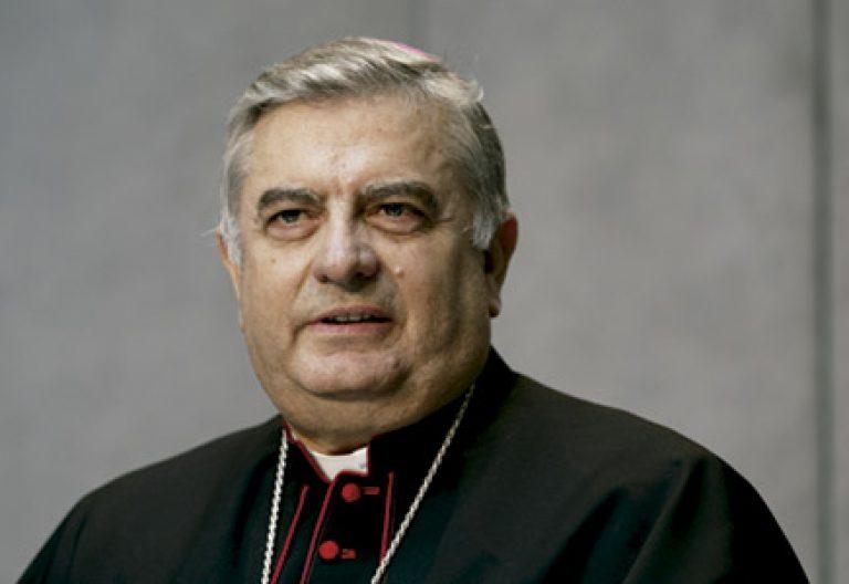José Rodríguez Carballo, secretario de la Congregación para los Institutos de Vida Consagrada y las Sociedades de Vida Apostólica