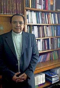 Juan Espinoza Jiménez, obispo auxiliar de Morelia, México, y secretario general de CELAM