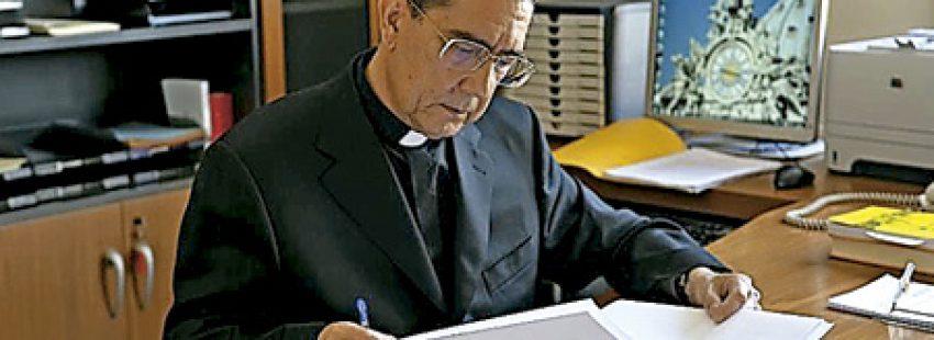 Miguel Ángel Ayuso, secretario del Pontificio Consejo para el Diálogo Interreligioso
