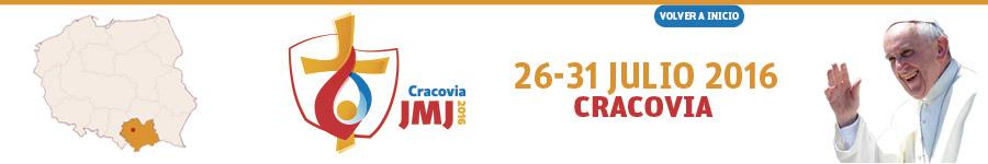 especial web Vida Nueva sobre la JMJ Cracovia 2016