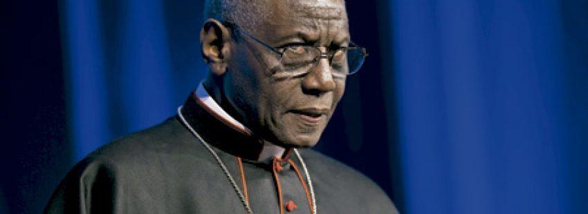 cardenal Robert Sarah, guineano, prefecto del Culto Divino y Disciplina de los Sacramentos