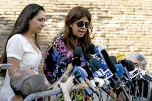 Francesca Chaouqui acusada y juzgada en el caso vatileaks 2