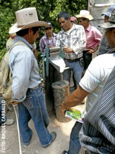 comunidades de base indígenas en Honduras