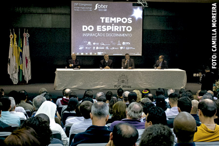 29 Congreso Internacional de la SOTER celebrado en Brasil 2016