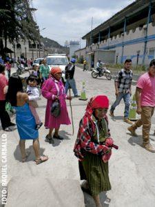 comunidades indígenas en Honduras